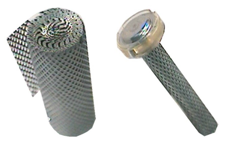 expanded mesh for antennas