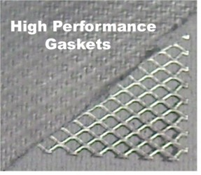 expanded metal gasket substrate
