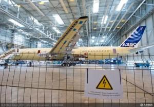 Dexmet provides lightning strike material to Airbus