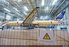 Dexmet provides lightning strike material to Airbus
