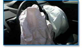 deployed air bags
