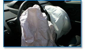 deployed air bags