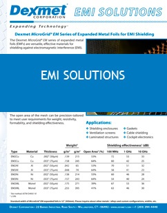EMI solutions white paper cover
