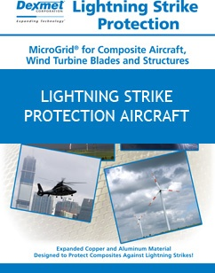 Lightning Strike Protection for Composites