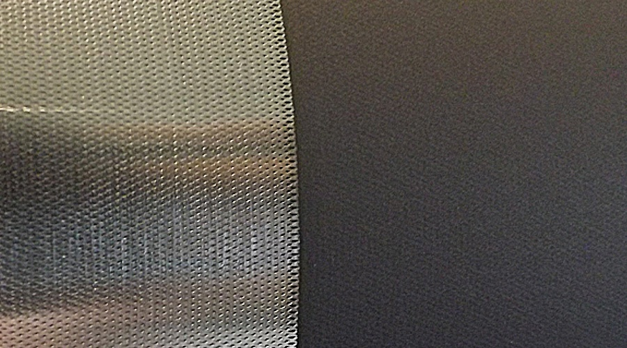 coated expanded mesh