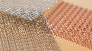 Expanded Corrugated Material