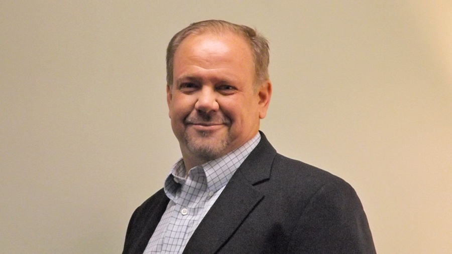 Ken Burtt, Vice President of Sales & Marketing