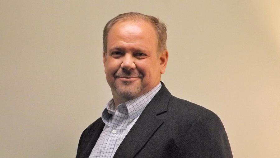 Ken Burtt, Vice President of Sales & Marketing