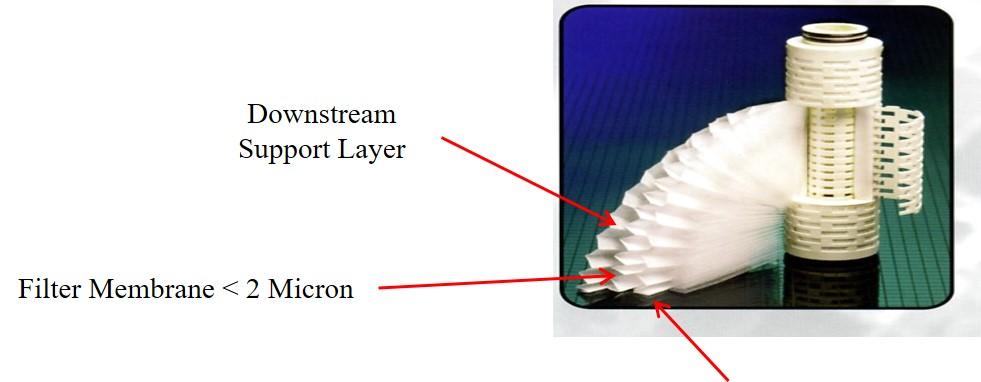 Dexmet Expanded High Temperature PEEK material